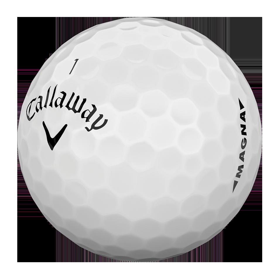 Callaway Supersoft Magna Golf Balls - Personalisiert - View 3