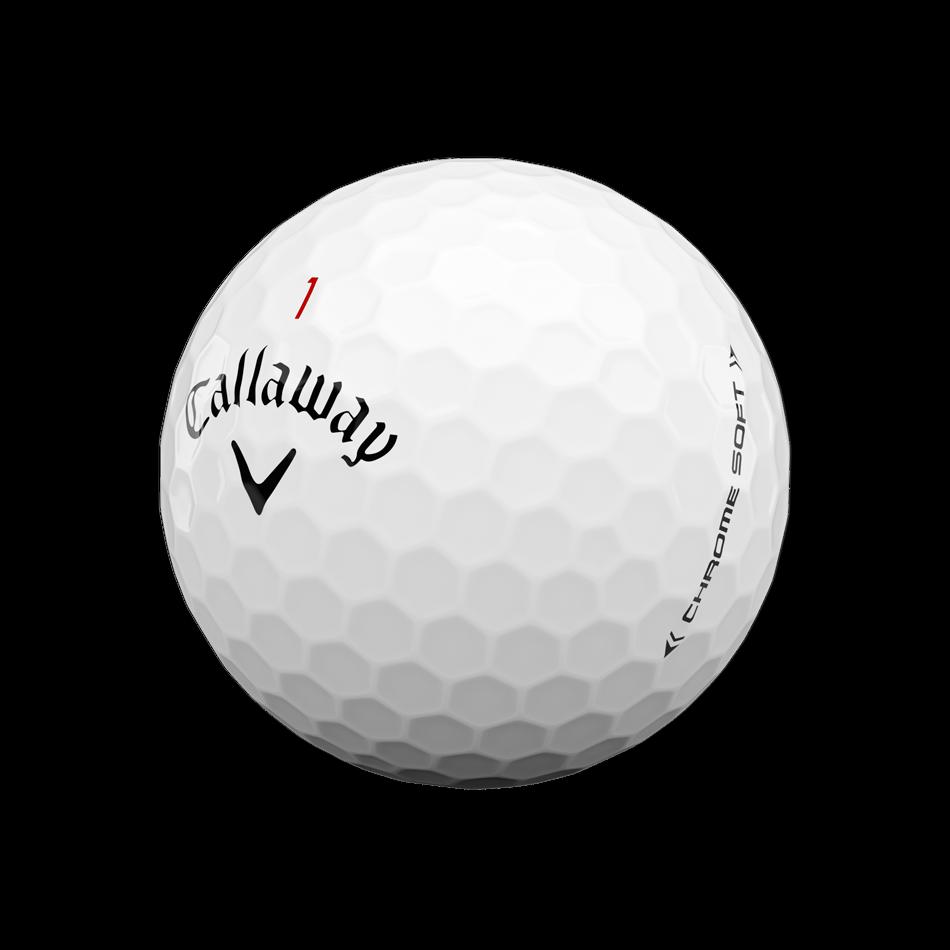 Chrome Soft 2020 Golfbälle - View 4