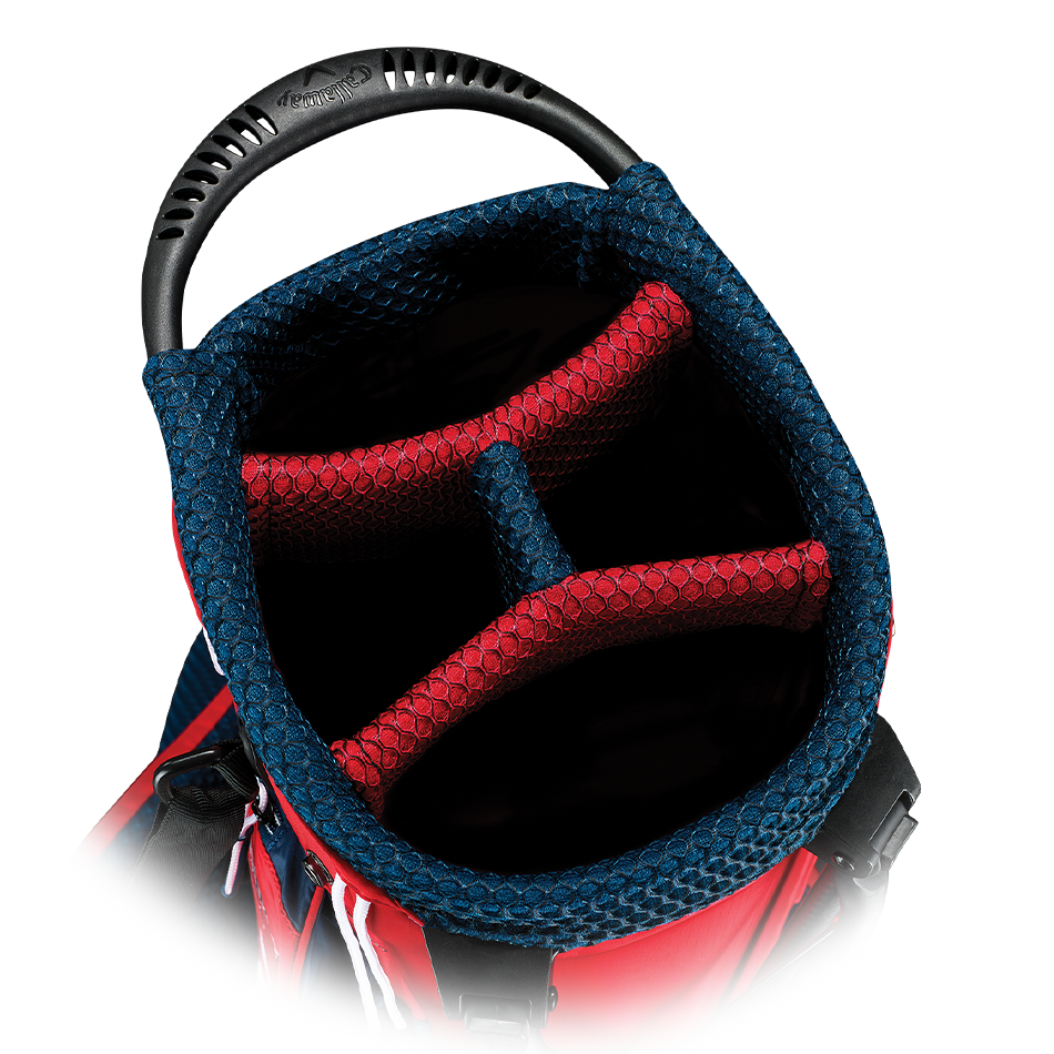 Hyper-Lite Zero Double Strap Stand Bag - View 4