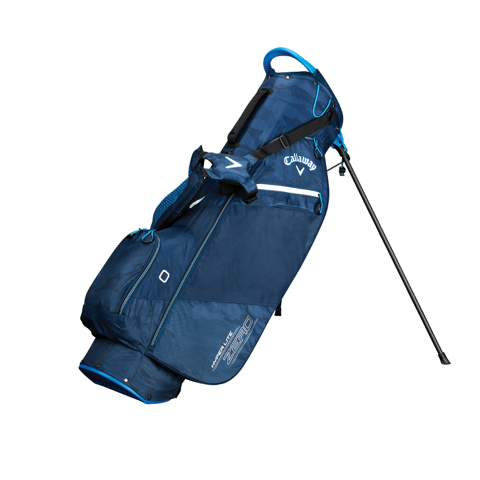 Hyper-Lite Zero Double Strap Stand Bag - View 1