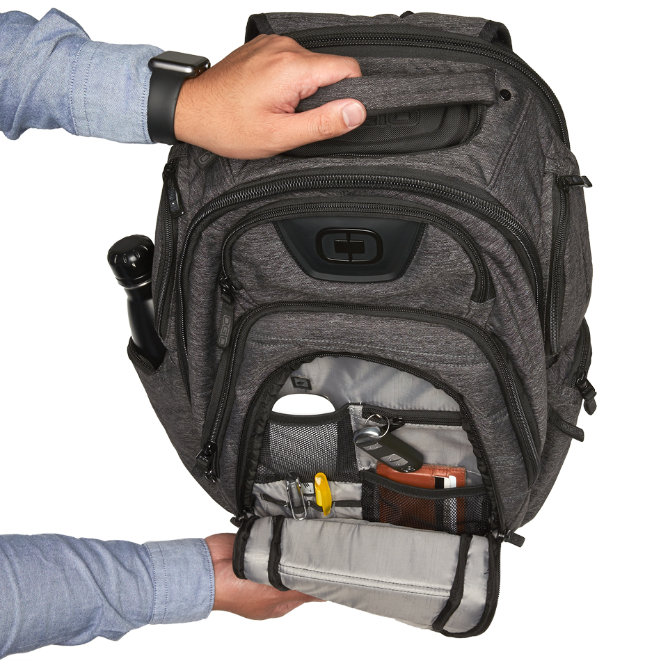 Renegade RSS Laptop Rucksack - View 9