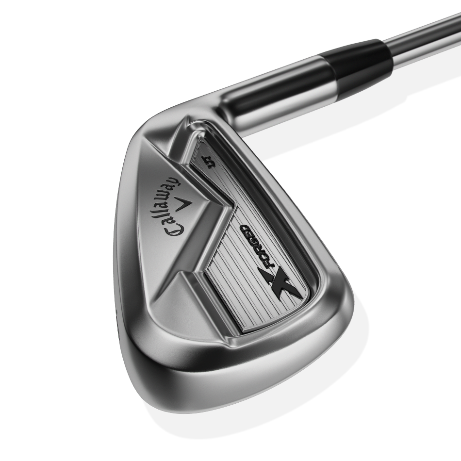 X Forged Utility Irons - Featured