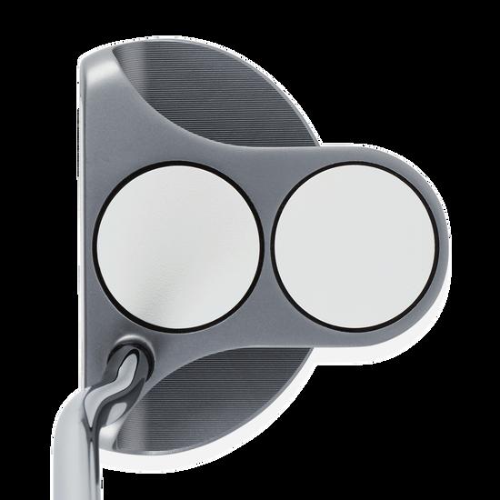 White Hot OG 2-Ball Putter