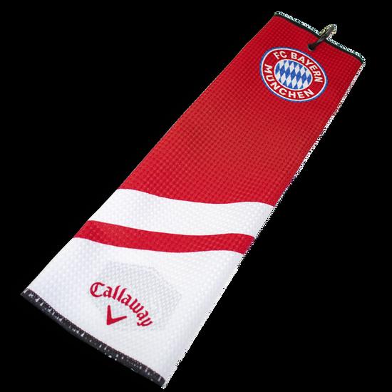 FC Bayern Tri-Fold Handtuch