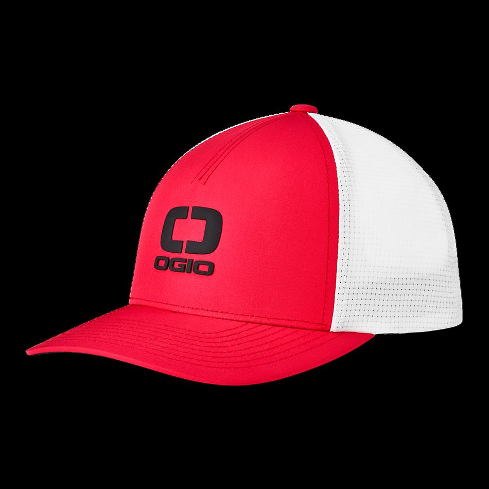 Badge Netz Mütze - Featured