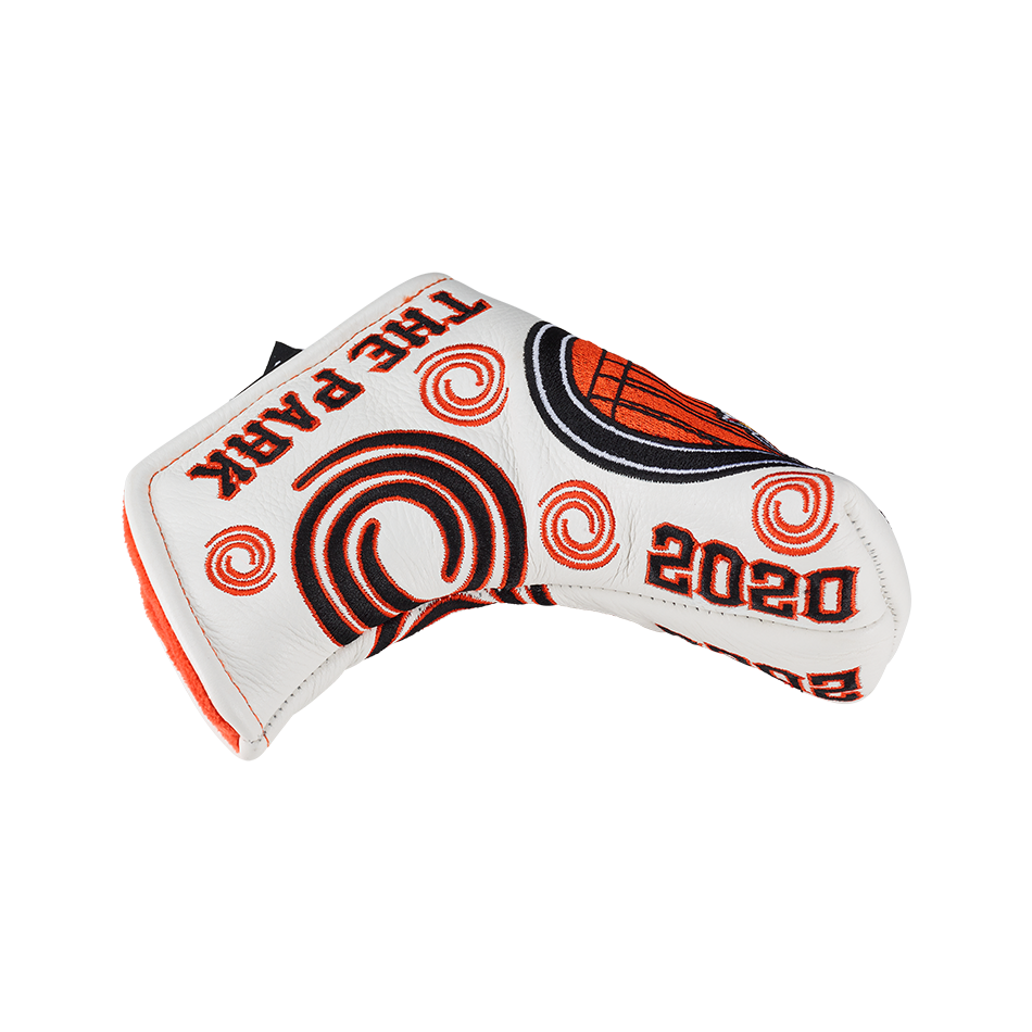 Limited Edition 2020 Odyssey August Major Blade Headcover - View 2
