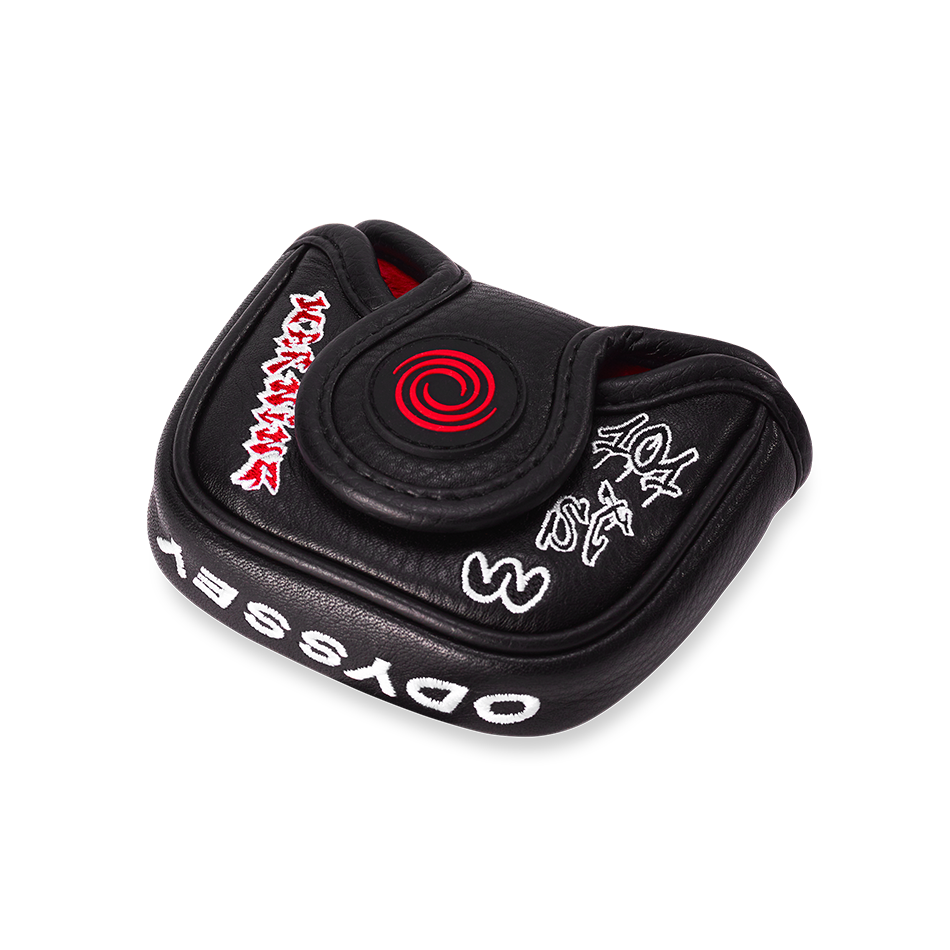 Limited Edition Odyssey May Major Small Mallet Headcover - View 2