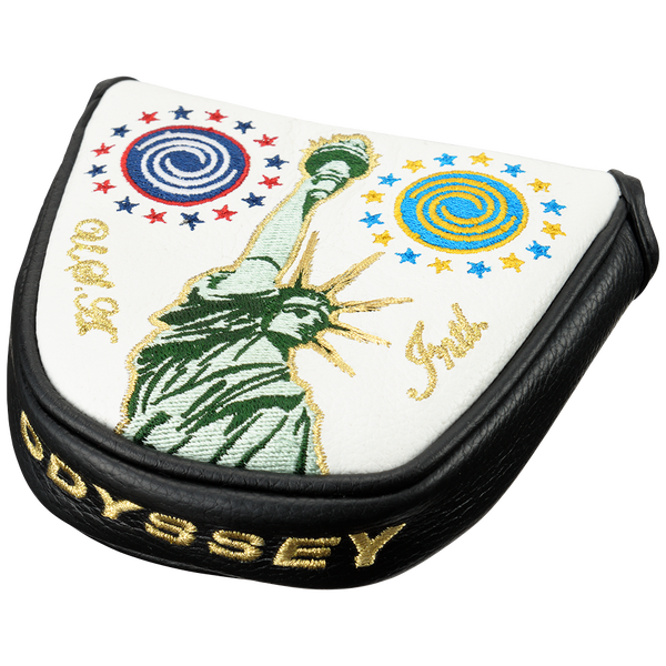 Odyssey President's Cup Mallet Headcover - View 1