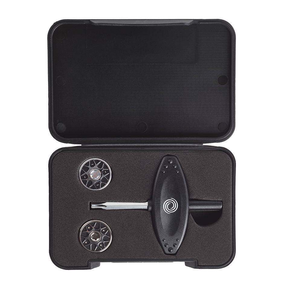 Odyssey Stroke Lab R-Ball and 2-Ball Weight Kit - View 2