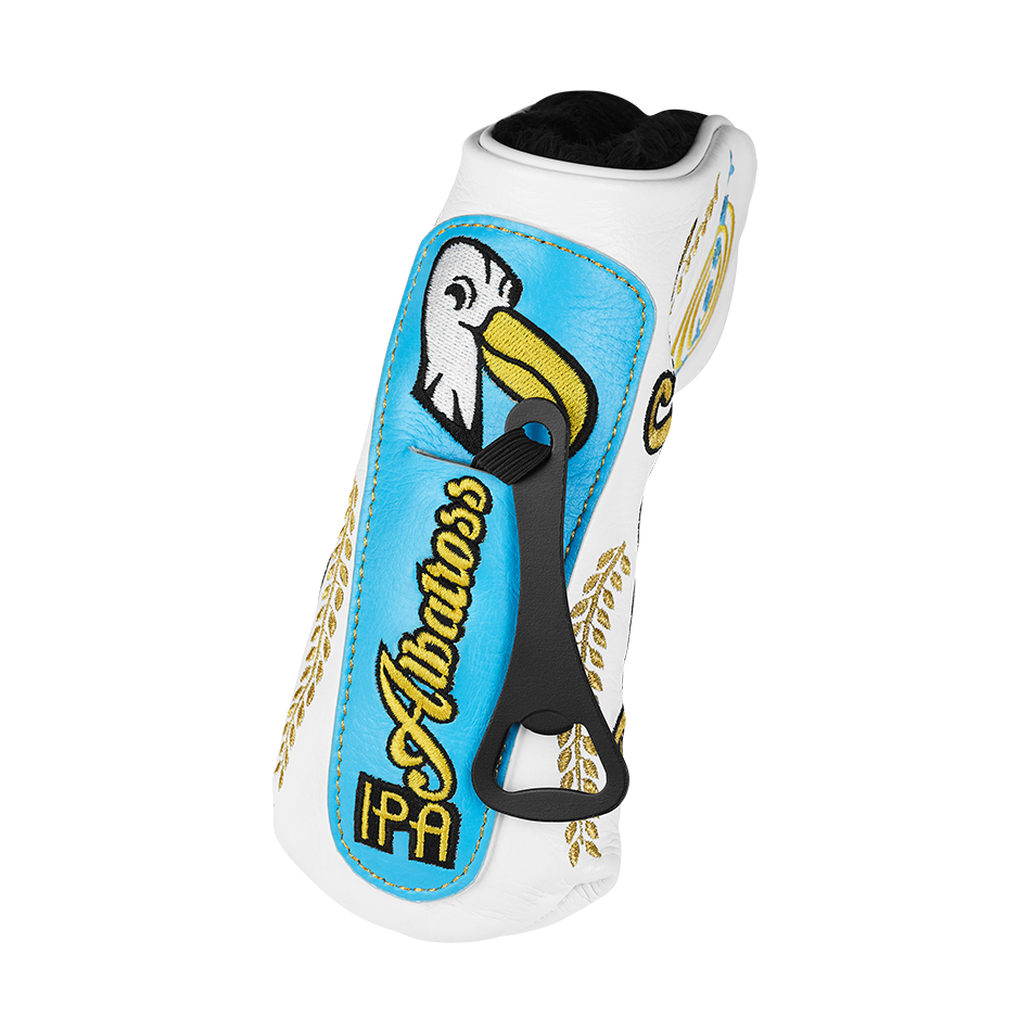 Limited Edition Odyssey Albatross Blade Headcover - View 2