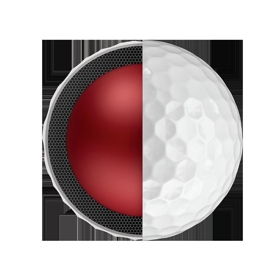 Der neue Chrome-Soft-18-Golfball - Personalisiert - View 4