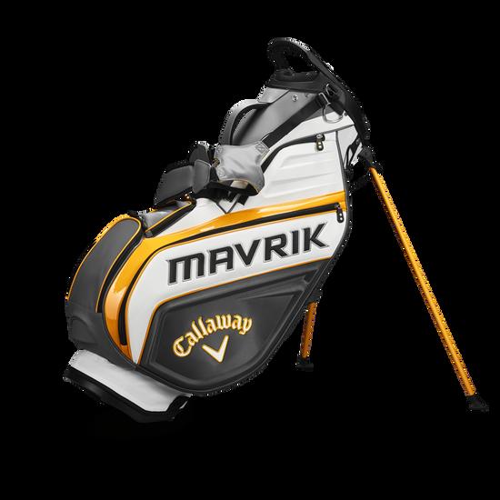 MAVRIK Staff Double Strap Stand Bag