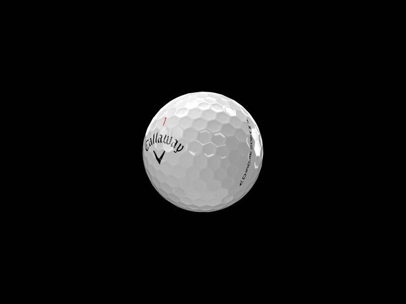 Chrome Soft X 2020 Golfbälle - Featured