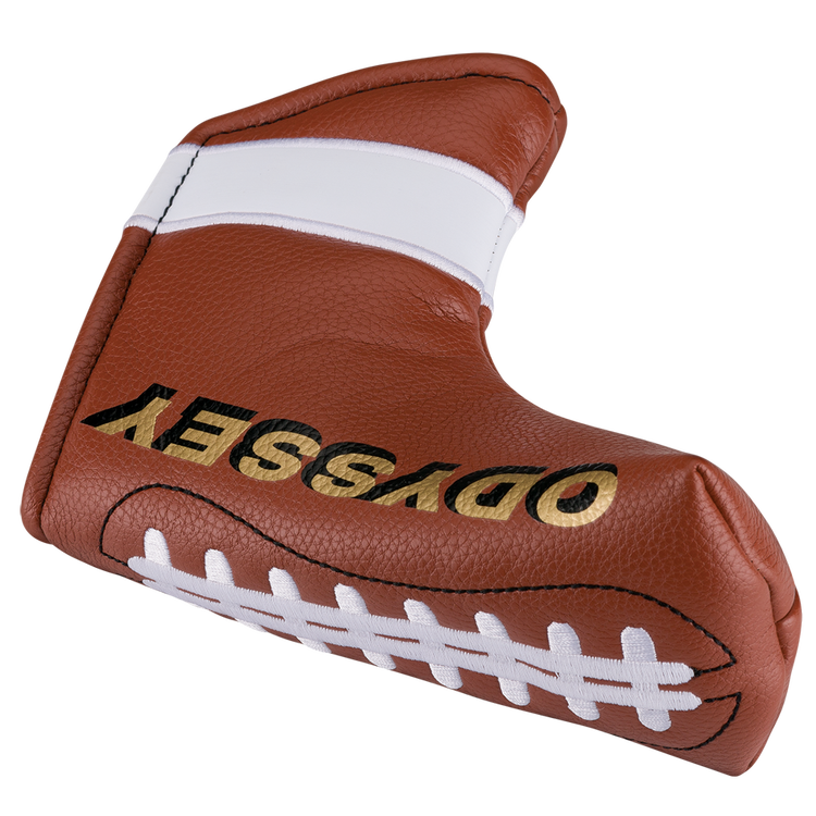 Odyssey Football Blade Headcover - View 1