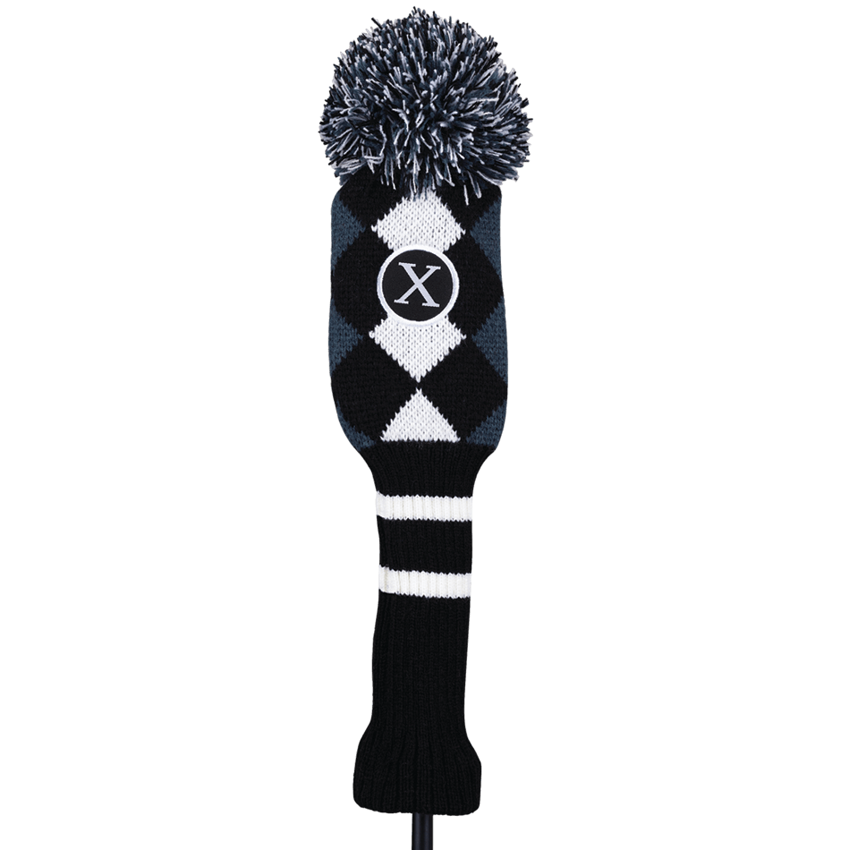Pom Pom X Fairway Headcover - Featured