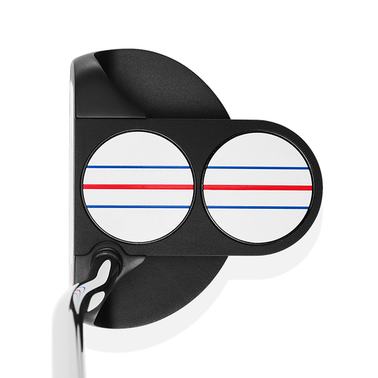 Stroke Lab Triple Track 2-Ball Putter
