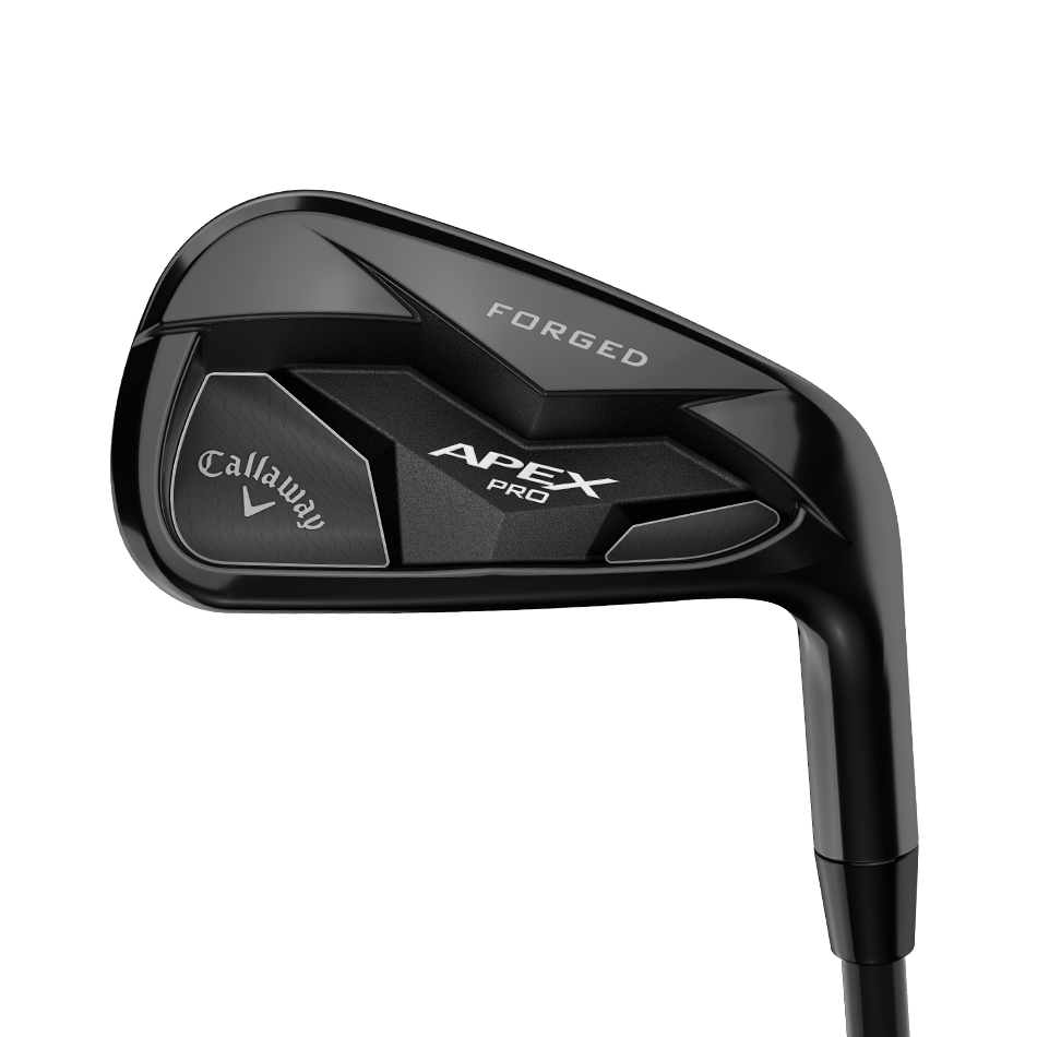 Apex Smoke Pro Irons - View 2