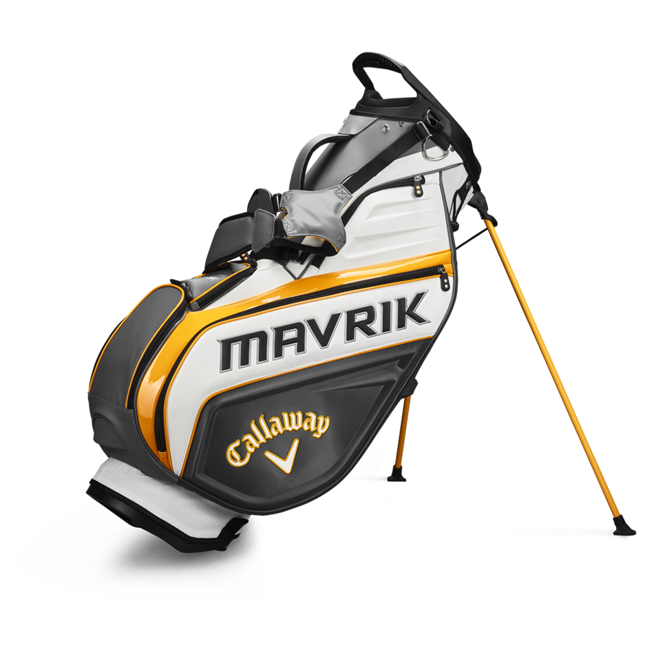 MAVRIK Staff Single Strap Stand Bag