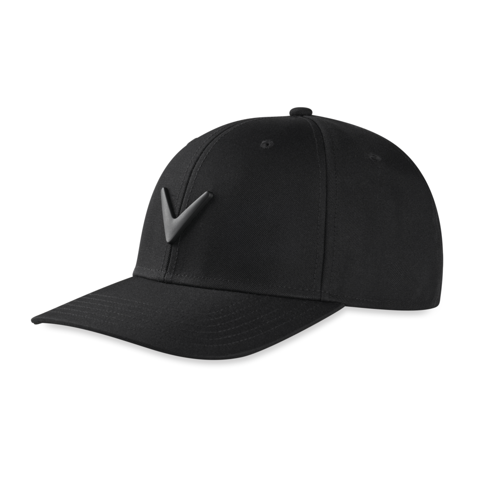 Metal Icon Cap