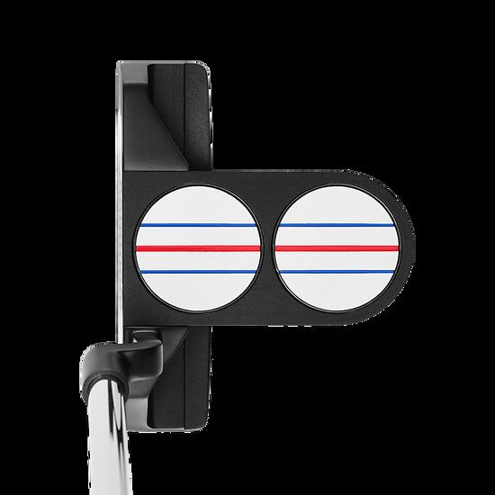 Triple Track 2-Ball Blade Putter