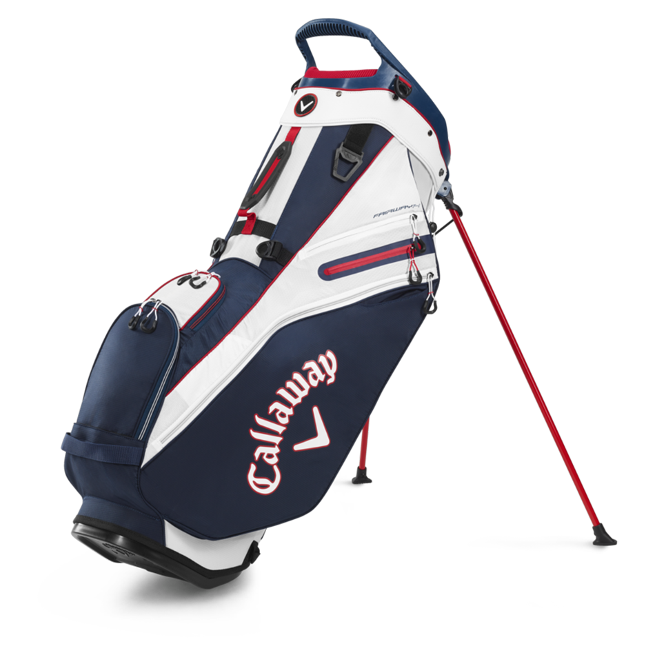 Fairway 14 Double Strap Stand Bag - View 1