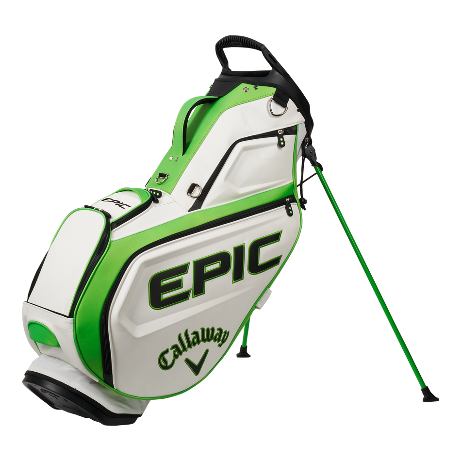 Epic Staff Double Strap Stand Bag - Featured