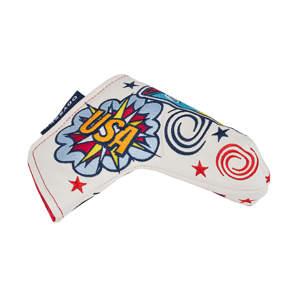 Limited Edition 2020 Odyssey September Major Blade Headcover - Featured