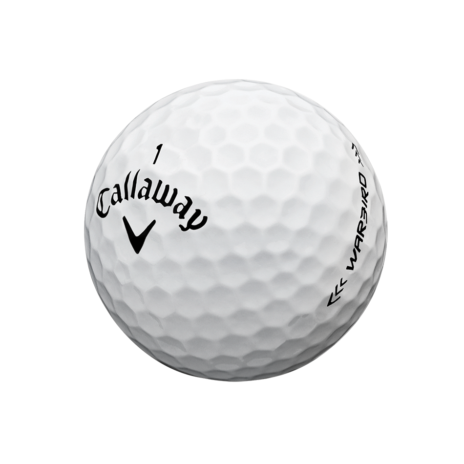 Warbird Golf Balls - Personalised - View 3