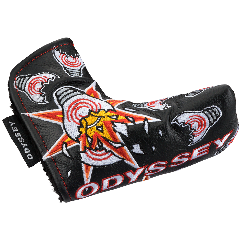 Odyssey Lights Out Blade Headcover - Featured