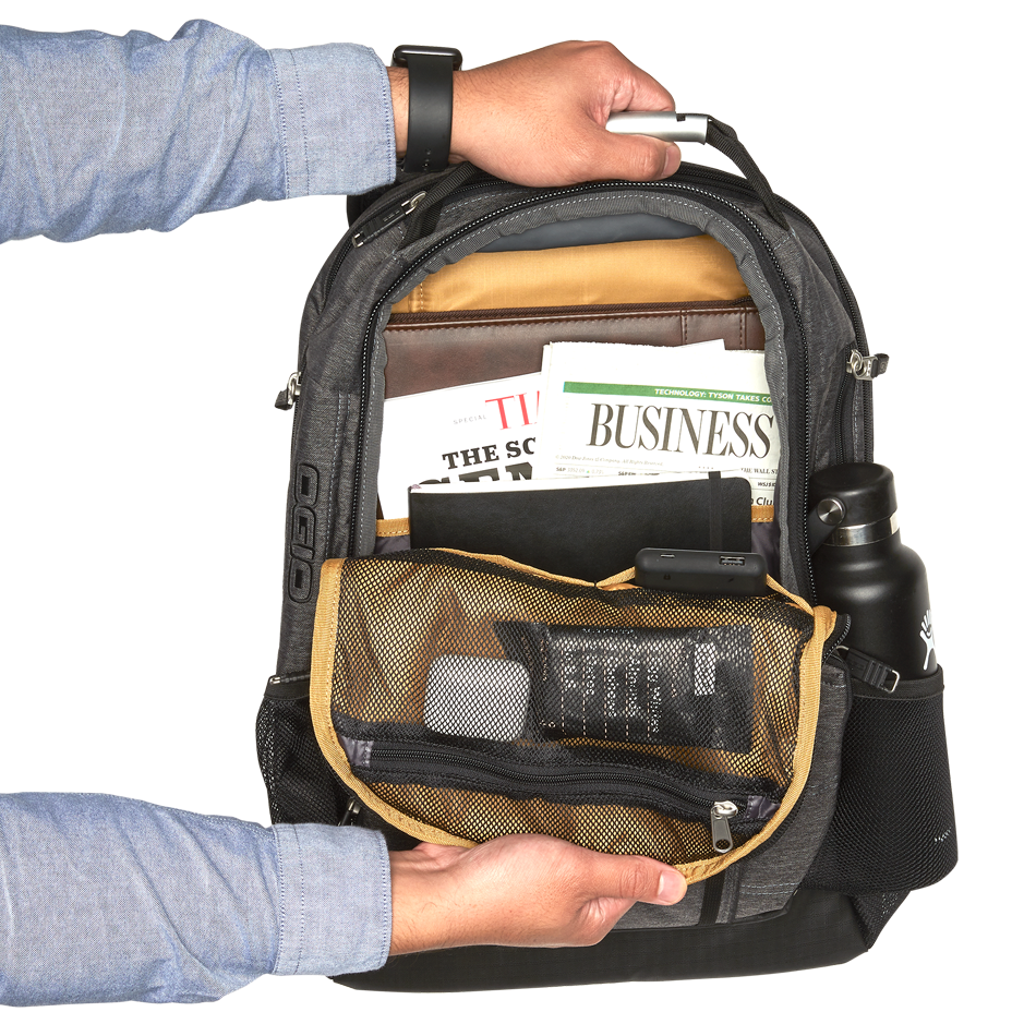 Axle Laptop Backpack - View 6