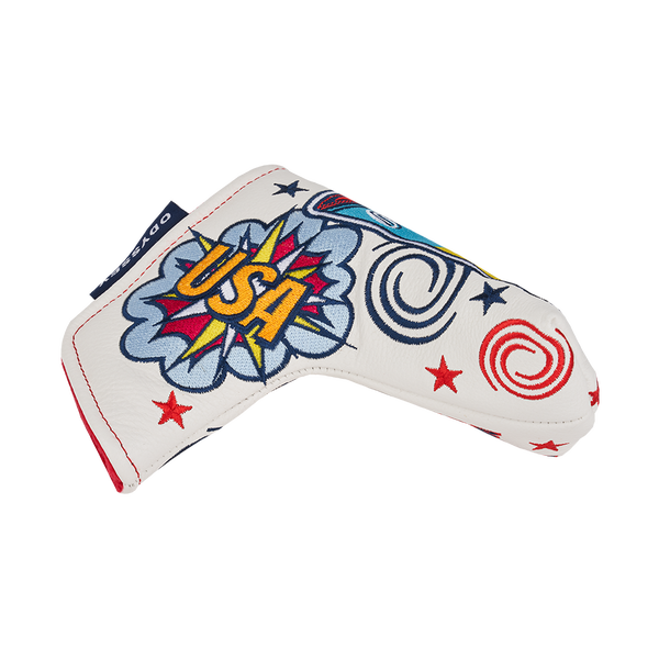 Limited Edition 2020 Odyssey September Major Blade Headcover - View 1