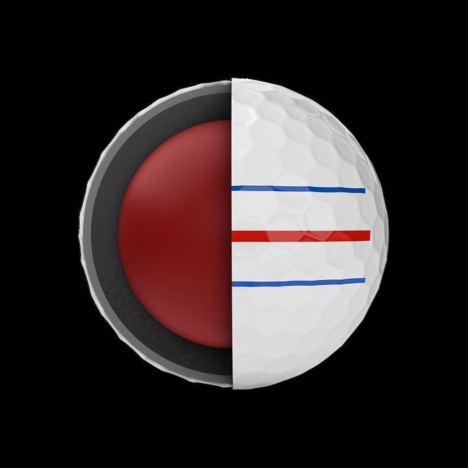 Chrome Soft Triple Track Golf Balls - View 6