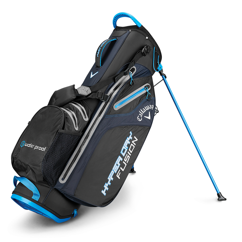 Hyper Dry Fusion Stand Bag - View 1