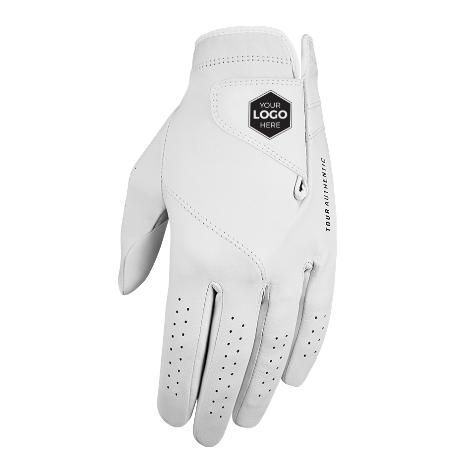 Tour Authentic Logo Gloves - View 1