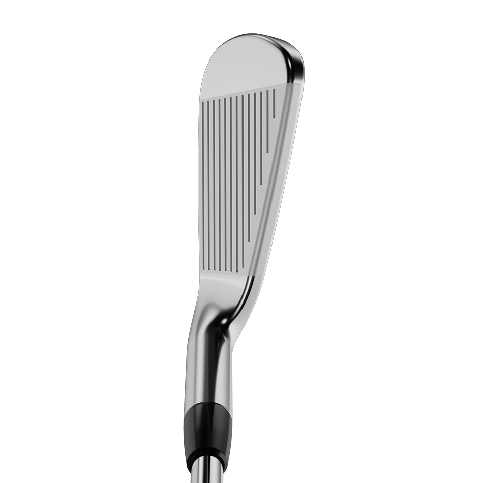 X Forged Irons - View 3