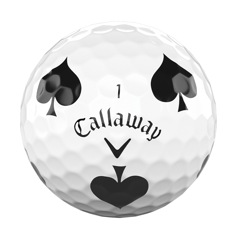 Chrome Soft Truvis Suits Golf Balls - View 8