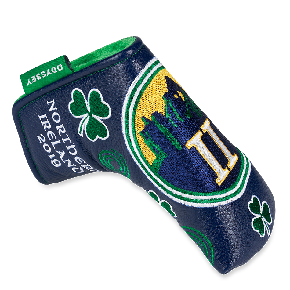 Limited Edition July Major Odyssey Blade Headcover - View 2