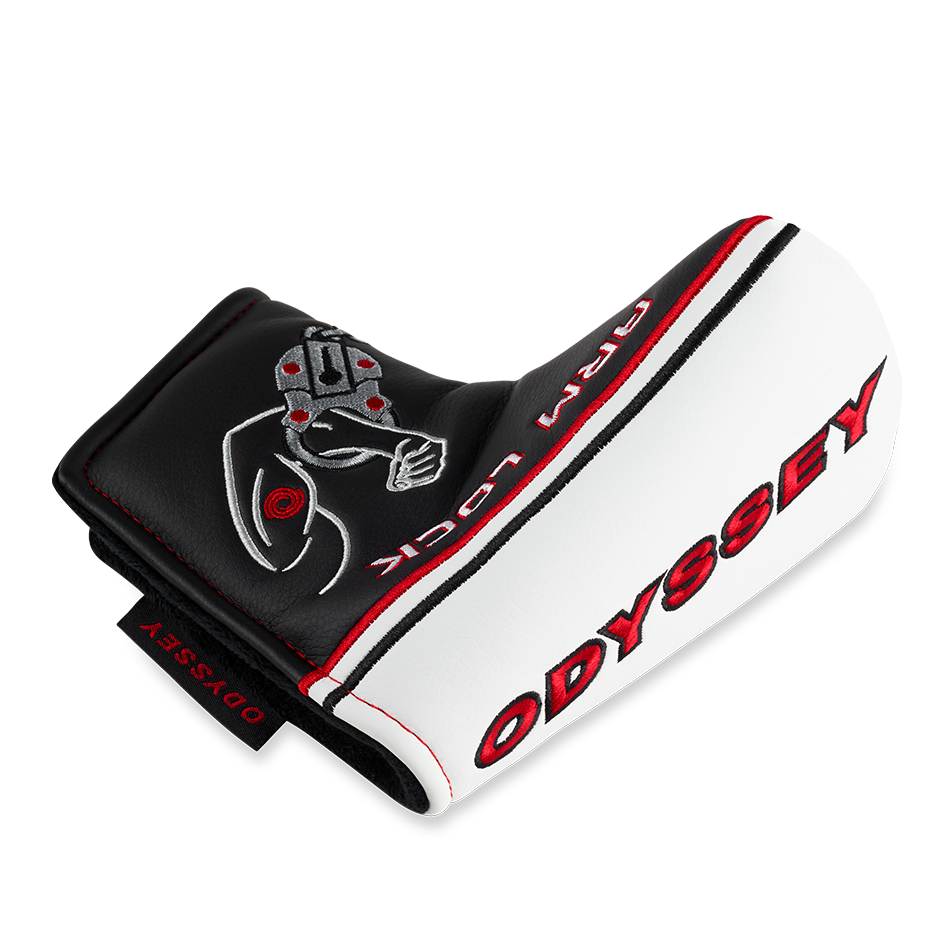 Odyssey Arm Lock Double Wide Putter - View 7