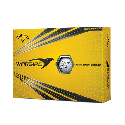Warbird Golf Balls - Personalised Thumbnail