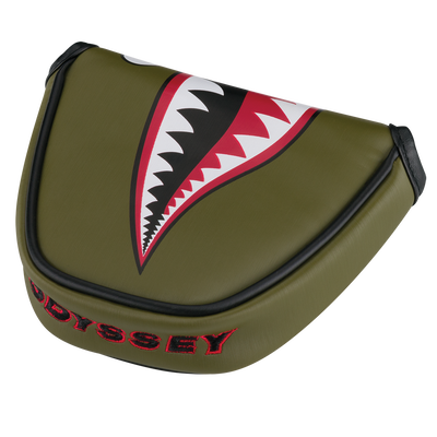Odyssey Fighter Plane Mallet Headcover Thumbnail