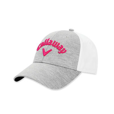 Women's Heathered Cap Thumbnail