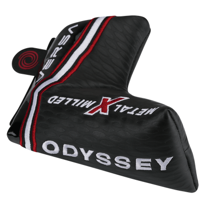Odyssey Metal-X Milled Versa Blade Putter Headcover Thumbnail