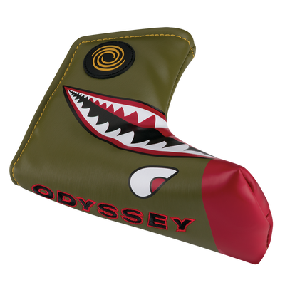 Odyssey Fighter Plane Blade Headcover Thumbnail