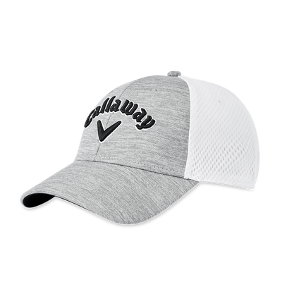 Mesh Fitted Cap Thumbnail