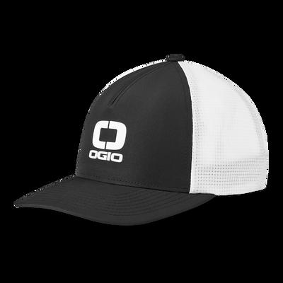 Badge Mesh Hat Thumbnail