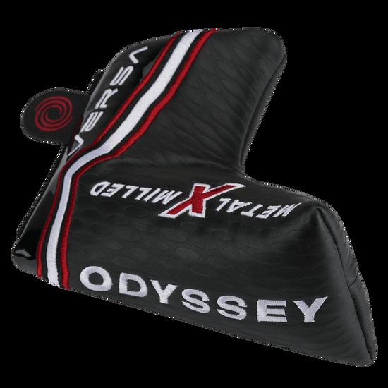 Odyssey Metal-X Milled Versa Blade Putter Headcover