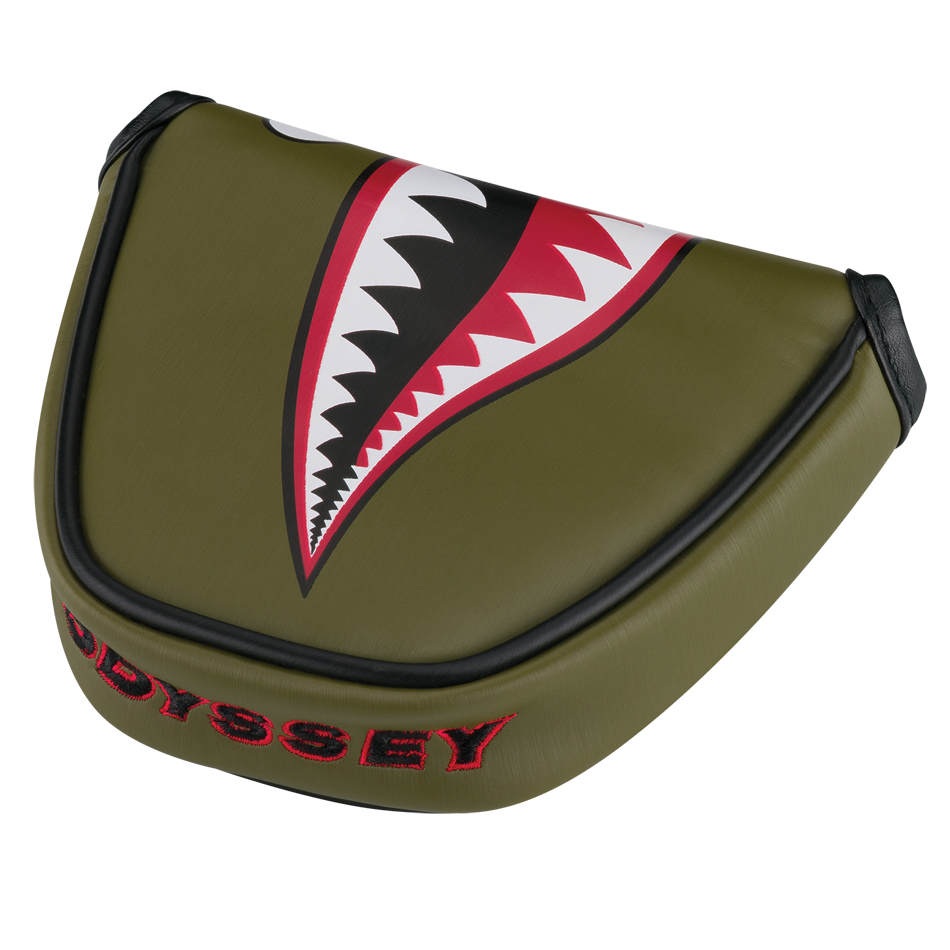 Odyssey Fighter Plane Mallet Headcover - View 1