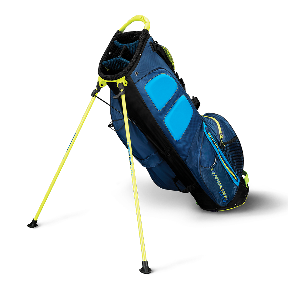 Hyper Dry Lite Double Strap Stand Bag - View 2