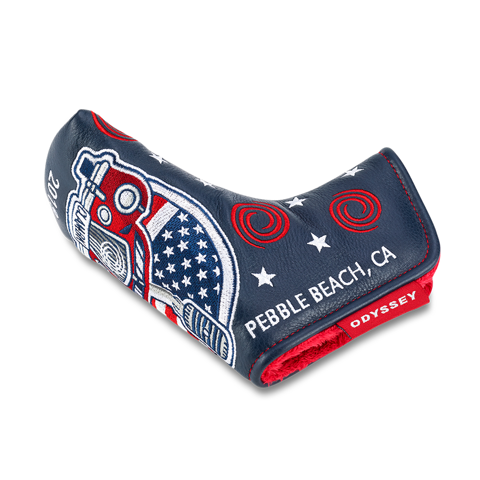 Limited Edition Odyssey June Major Blade Headcover - View 2