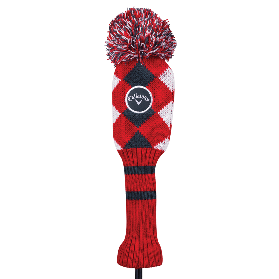 Pom Pom Fairway Headcover - View 1